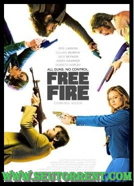 Free Fire o Tiroteio Filme Download Torrent 720p | 1080p (2017)
