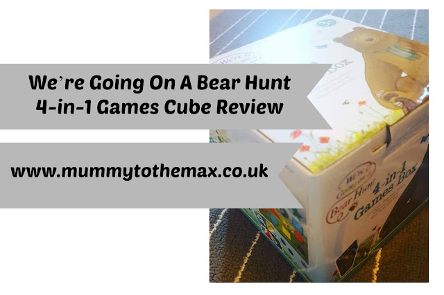 We're Going On A Bear Hunt 4-in-1 Games Cube Review