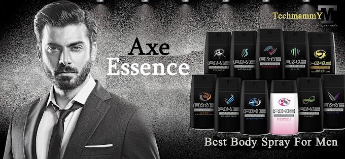 AXE Essence Best Body Spray for Men