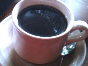 Kuliner Indonesia - Kedai kopi Atek