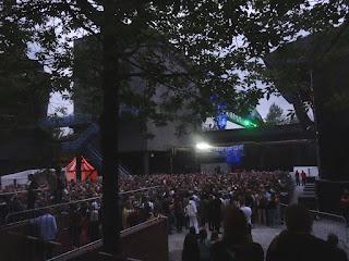17.06.2017 Duisburg - Landschaftspark Nord: Tom Odell
