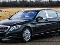 2019 Mercedes-Maybach S550 4MATIC Review