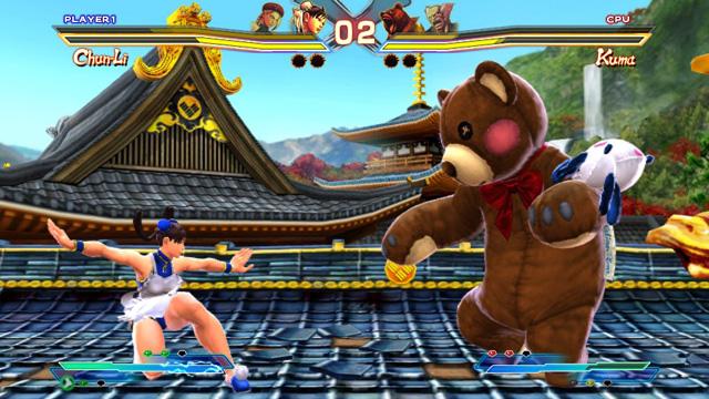 Street Fighter X Tekken Full Version