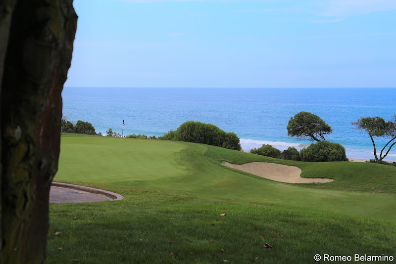 Monarch Beach Gold Links Hole 3 St. Regis Monarch Beach Dana Point