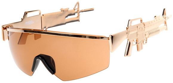 Diseño de gafas de sol