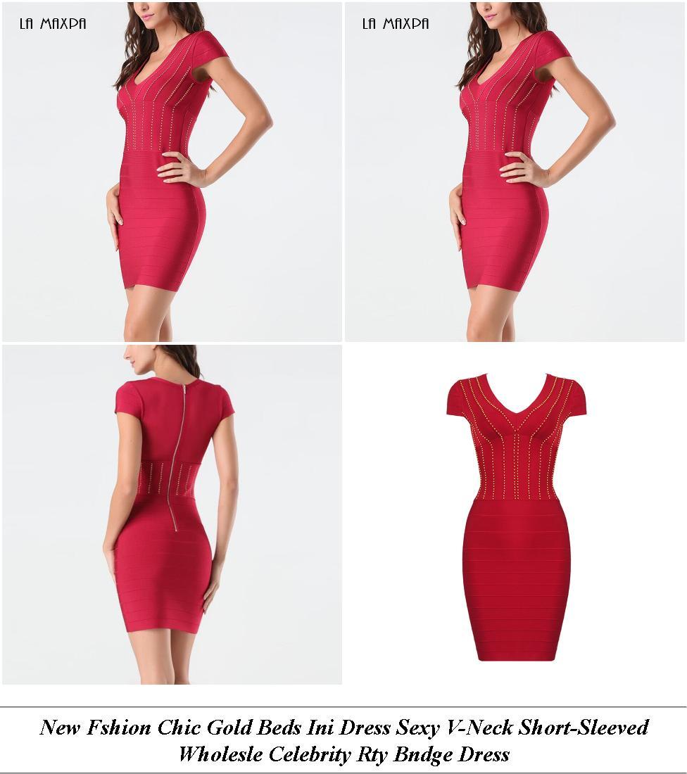 Beach Dresses For Women - Dress Sale Clearance - Long Sleeve Dress - Cheap Designer Clothes