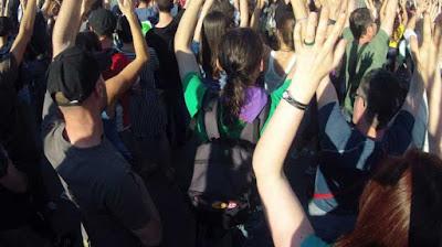 manifestaciones 8m
