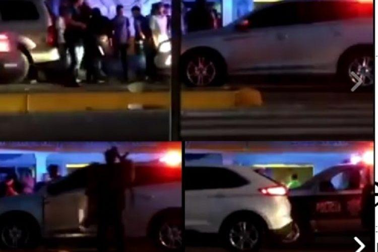 VIDEO. Policías en Sinaloa entregan a 8 jóvenes detenidos a Sicarios