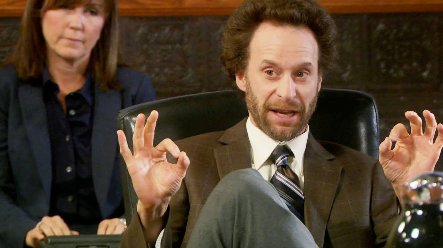 Jeremy Jamm 10 sitcom characters who would make amazing supervillains