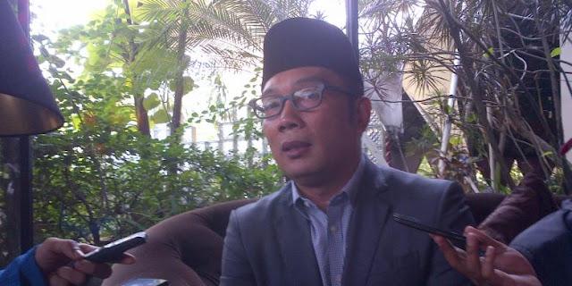 Galian Kabel PLN Rusak Trotar, Ridwan Kamil Marah-Marah