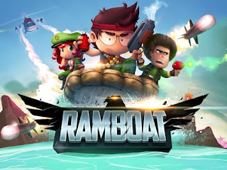 Ramboat Shoot And Dash Mod Apk Unlimited Gold & Gems