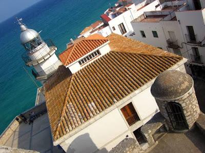 Faro de Peñiscola
