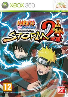 Naruto Shippuden Ultimate Ninja Storm 2 (X-BOX360) 2010