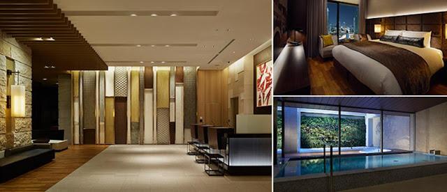 大阪三井花園頂級酒店 Mitsui Garden Hotel Osaka Premier - 酒店大堂