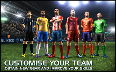 Final Kick v3.1.18 MOD Apk (Unlimited Money) Latest Version Screenshot 5
