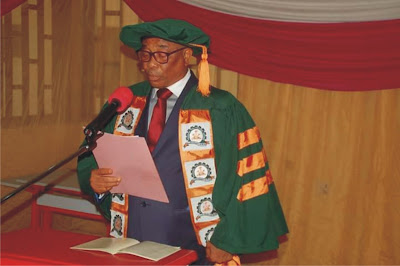 Prof. Balama Obomanu: Celebrating a renowned academic, Rector @ 61