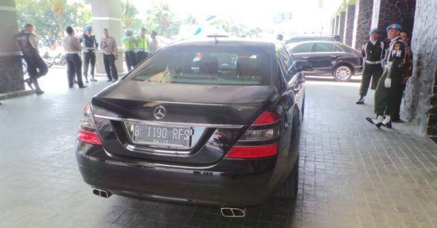 Mobil Dinas Jokowi yang Mogok Digunakan sejak Era Presiden SBY