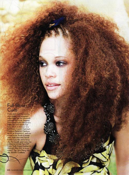 Admirable Dark Skin Nappy Hair Red Hair For African American Women Short Hairstyles For Black Women Fulllsitofus