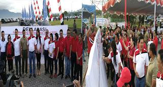 Pemprov Sulut OD-SK Ajak Masyarakat Peduli Sampah dan Kebersihan