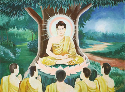 A comparison of mahayana buddhism and christianity