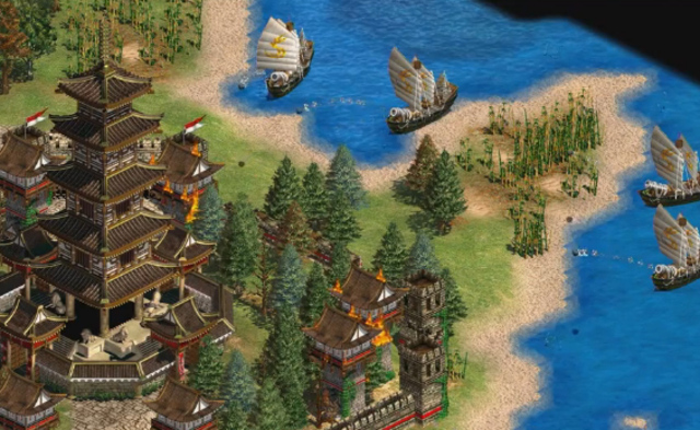 Finding Age of Empires and Age of King Matchmaking a Decade after Release