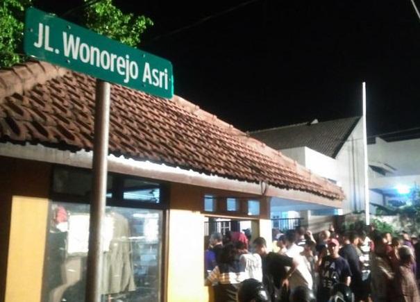 Warga Kaget Dita Pelaku Bom di Surabaya
