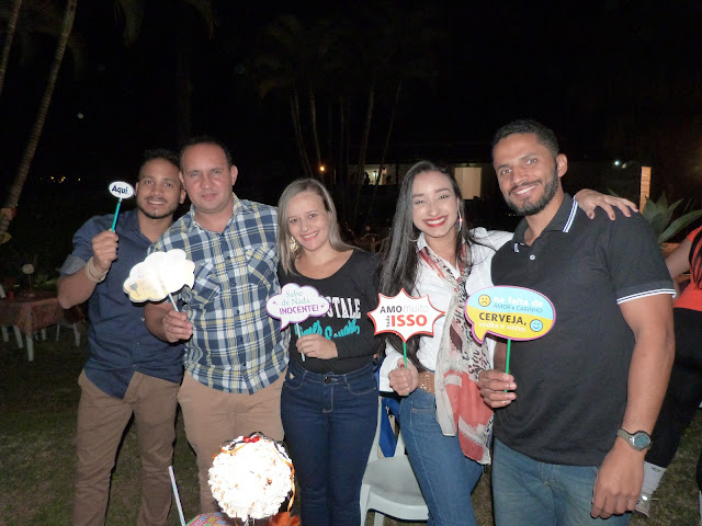 Festa de 1 ano do Studio Lean Fitness Personal Trainer
