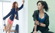 Sao Hàn 7/4: Soo Young - Yuri đọ vẻ sexy, Sulli được khen với style kín đáo