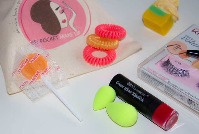 La box parfaite pour les fêtes : Party Time (My Pocket Make-up)