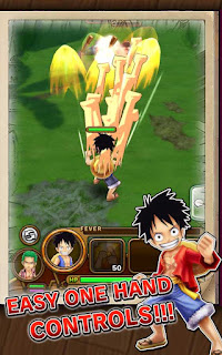 ONE PIECE THOUSAND STORM APK Hack MOD