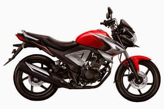 All New Honda MegaPro FI