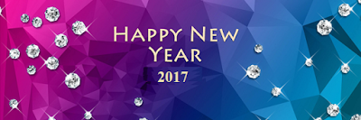 Happy New Year Facebook timeline cover Pic