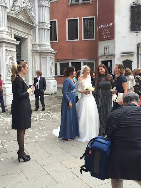 Bride-In-Venice