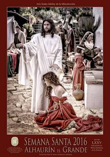 Semana Santa de Alhaurín el Grande 2016 - Hermandad de la Vera-Cruz