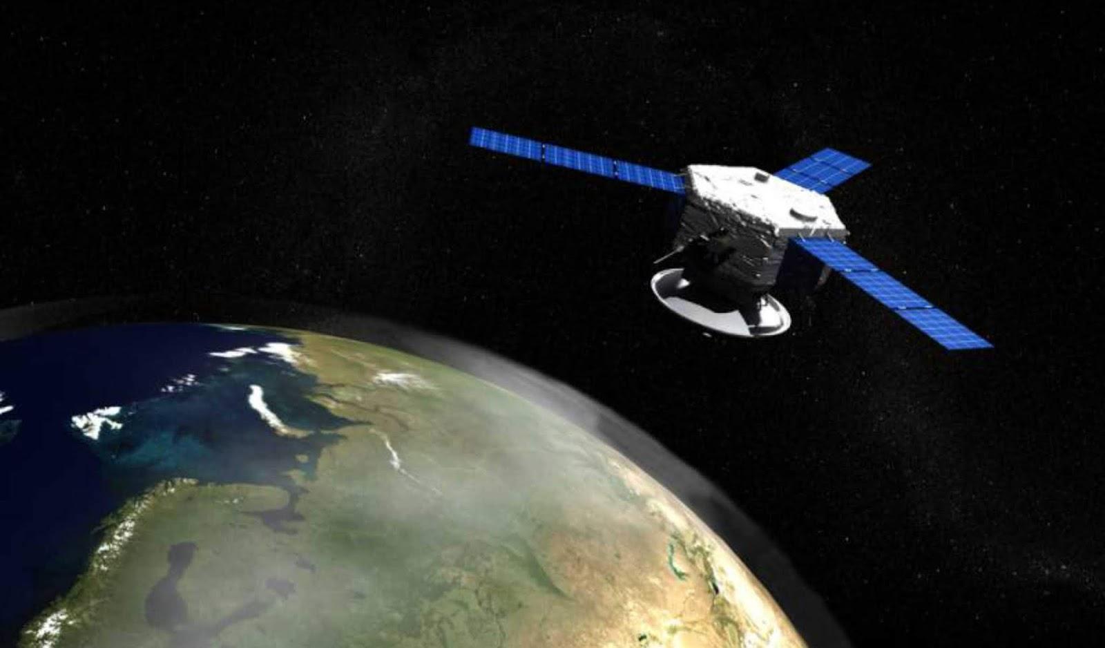 China telah menyelesaikan proyek sistem navigasi global