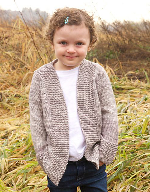 Harvest Cardigan - Free Pattern
