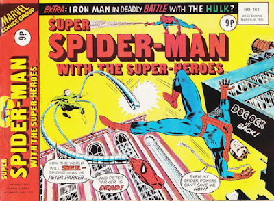 Super Spider-Man with the Super-Heroes #162, Dr Octopus