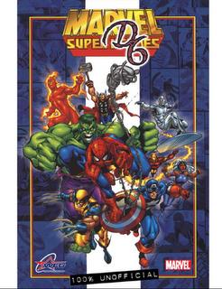 Dynasty Zero: Marvel Super Heroes RPG D6