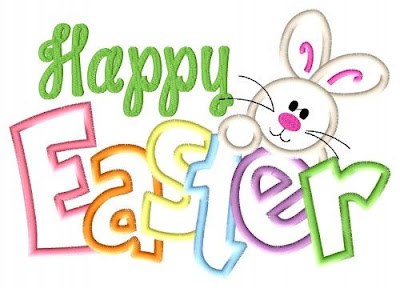 Happy Easter 2018 Clipart