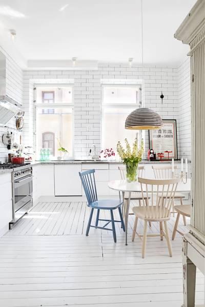 Little Bits Of Lovely: Light, Bright & Lovely Kitchen