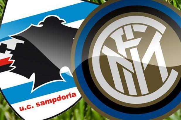 Sampdoria-Inter Streaming Video Rojadirecta: dove vedere gratis la partita in diretta tv