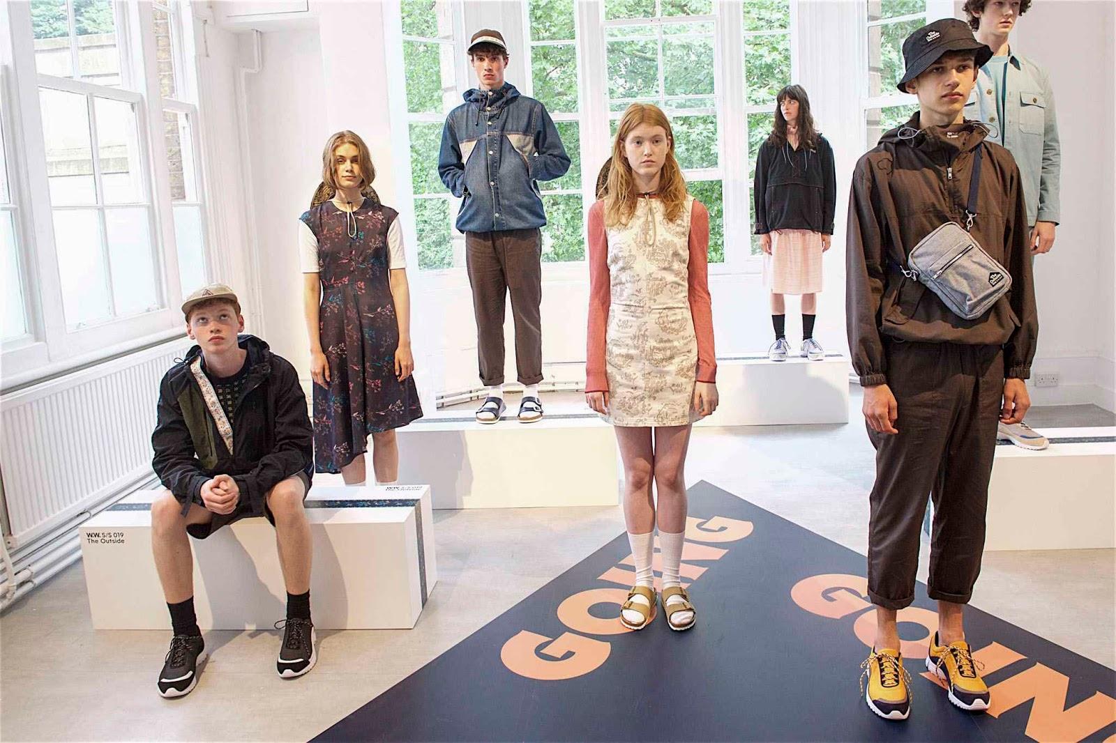 London Fashion Week - Home