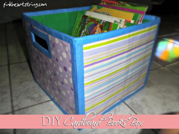 DIY cardboard box