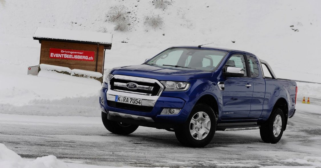 2019 Ford Ranger Release Date USA - Ford References