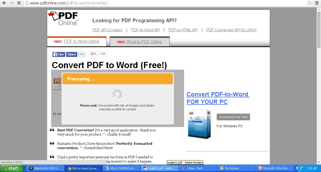 how to join a few pdf into 1 file