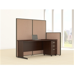 Open Concept Cubicle