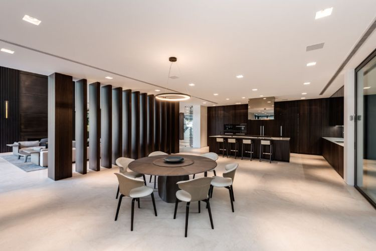 Palm Island Residence By Choeff Levy Fischman
