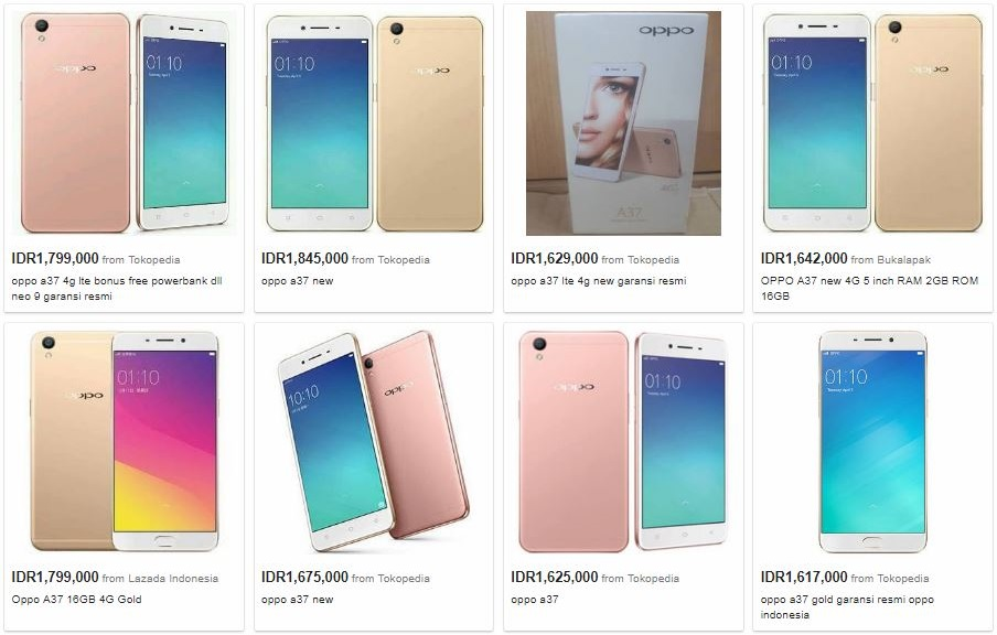 harga android oppo a73 - 1