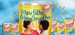 Promoção 150 ANOS da Nestlé - Meu Filho, Meu Orgulho
