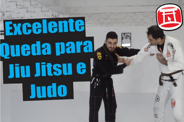 queda-jiu-jitsu